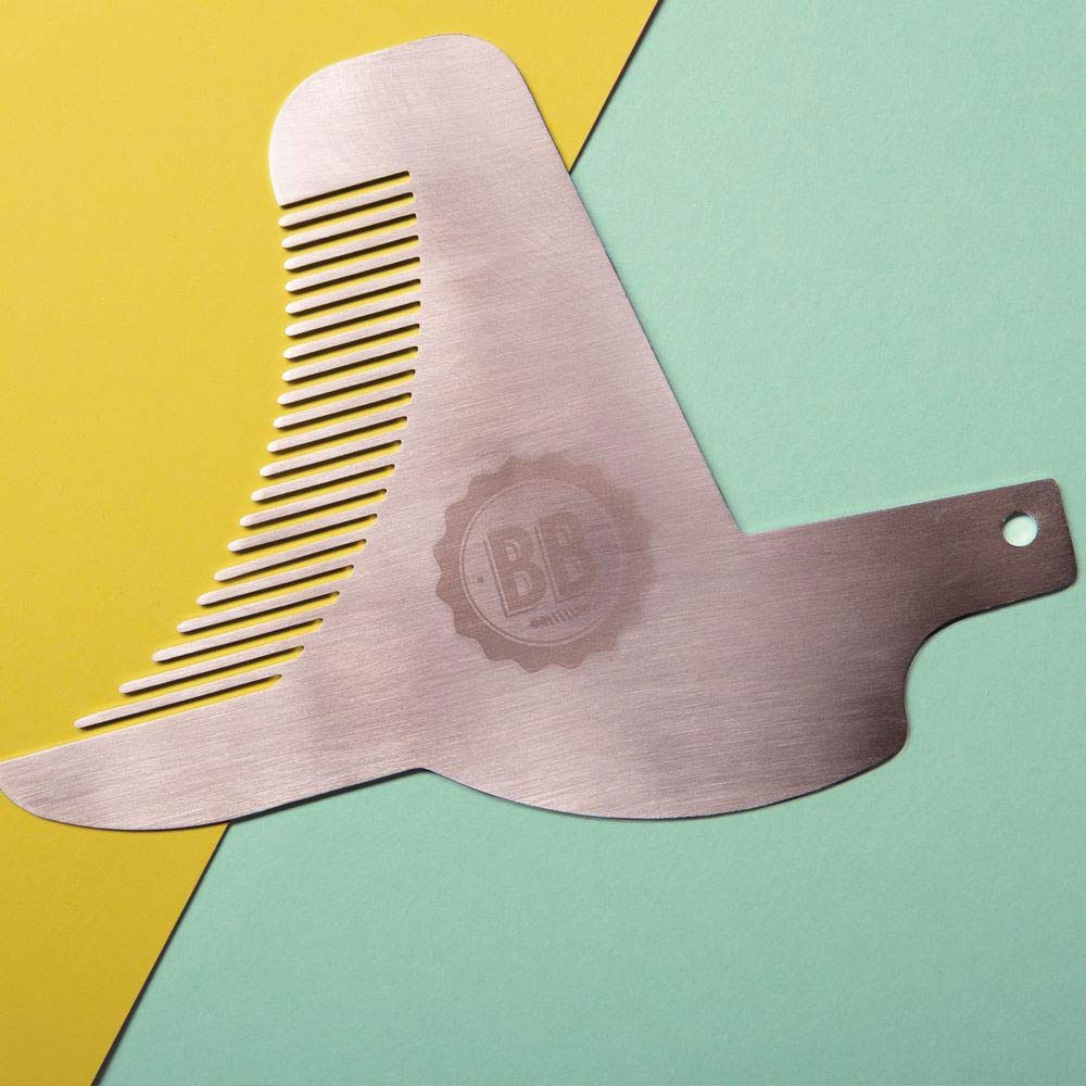 Accessoire pour tailler sa barbe