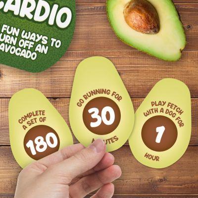 Avocardio 100 idées fitness pour brûler des calories