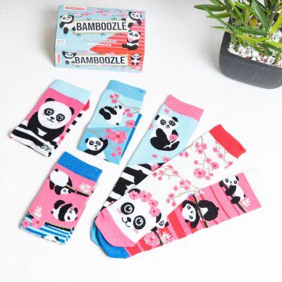 Chaussettes Panda Bamboozle