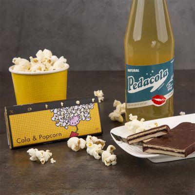 Chocolat Zotter Cola & Popcorn