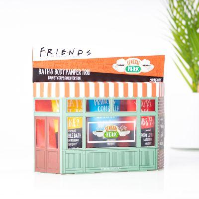 Coffret Soins de Beauté Friends Central Perk