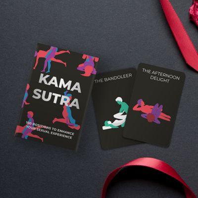 Cartes Kamasutra
