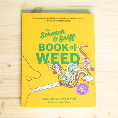 Livre Book of Weed