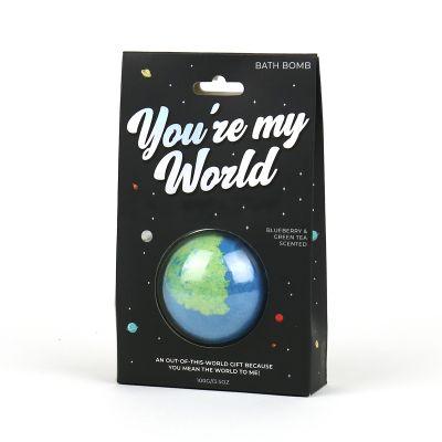 Bombe de bain You're My World