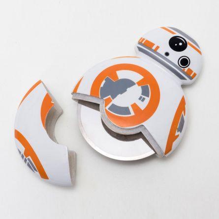 Roulette à Pizza Star Wars BB-8