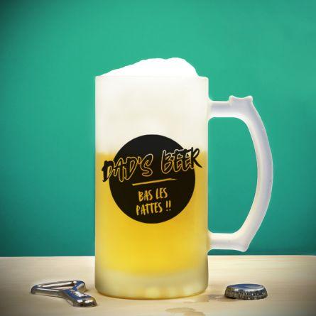 Chope de Bière Dad's Beer