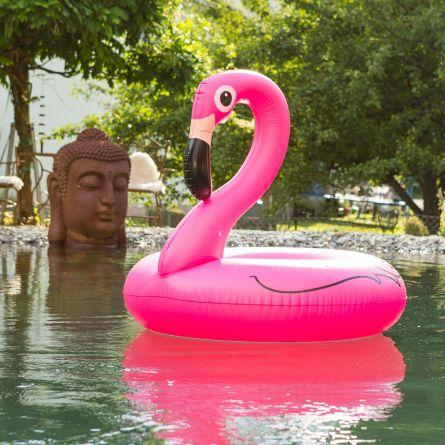 Bouée Flamant rose