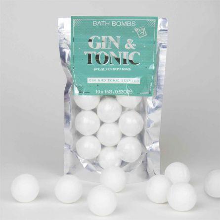 Bombes de bain Gin Tonic