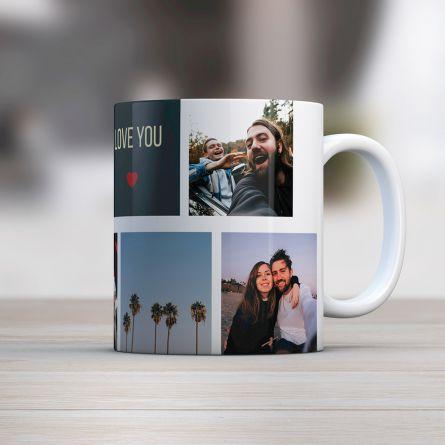 Tasse Photo Personnalisable