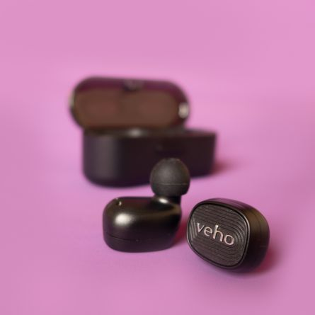 Écouteurs Bluetooth sans fil Veho ZT-1 True