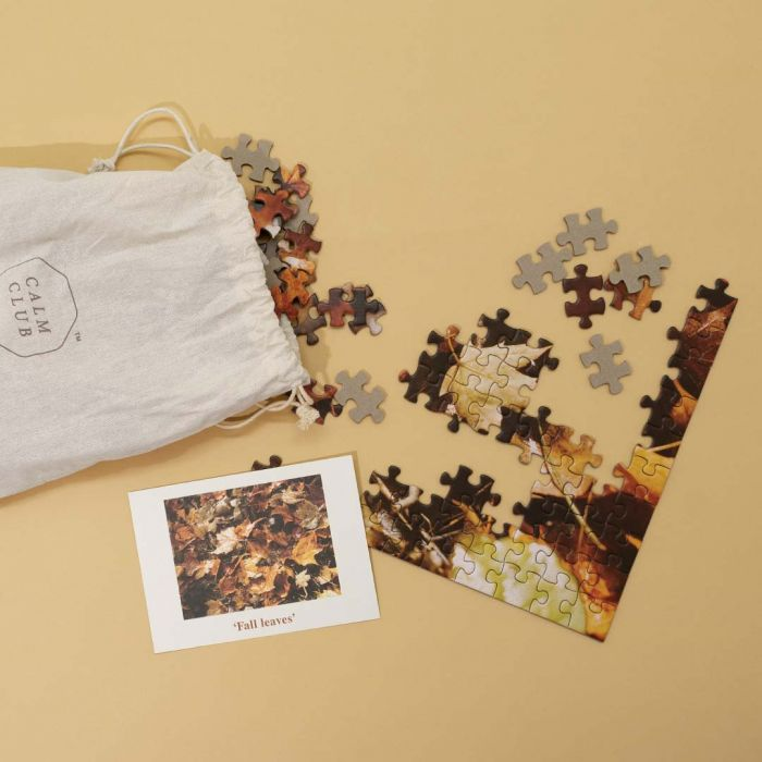 Coffret Puzzle Calm Club