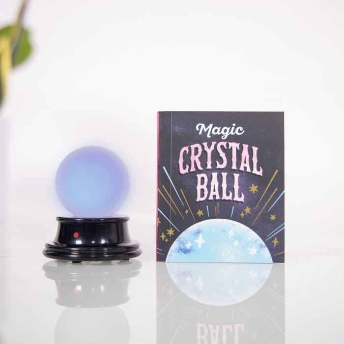 Mini boule de cristal magique