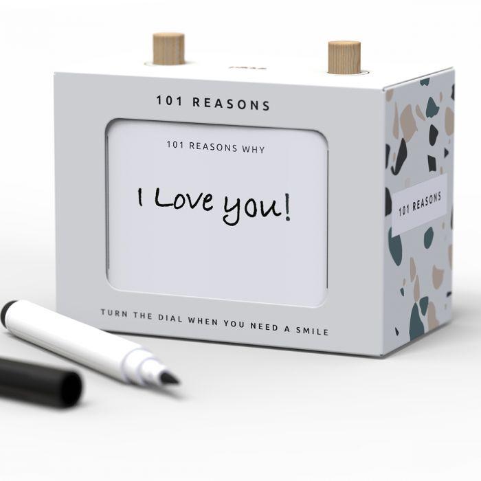 101 raisons pour quelque chose