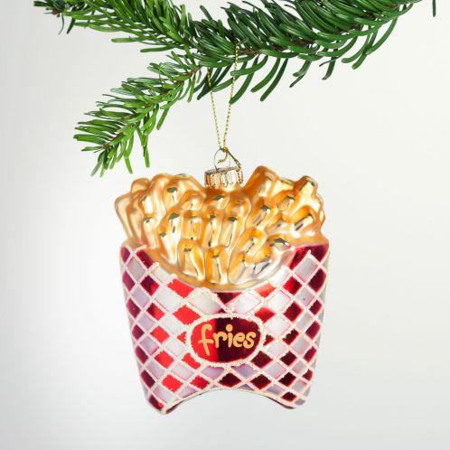 Boule de Noël Frites