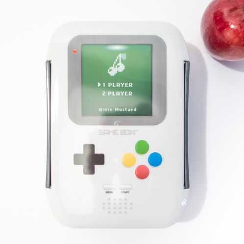 Lunchbox Console Portable