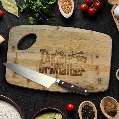 Planche à découper The Grillfather
