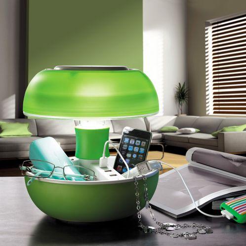 Lampe de table JOYO avec ports USB