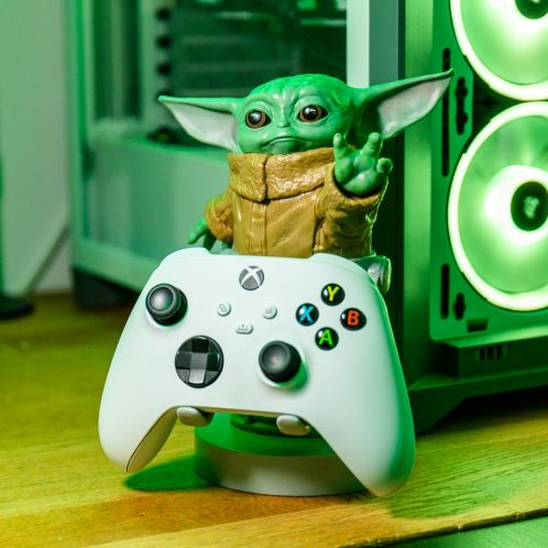 Support Smartphone ou Manette Star Wars Baby Yoda