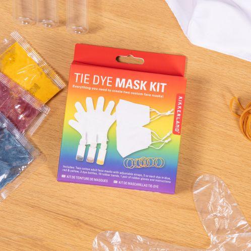 Kit de Teinture pour Masques de Protection