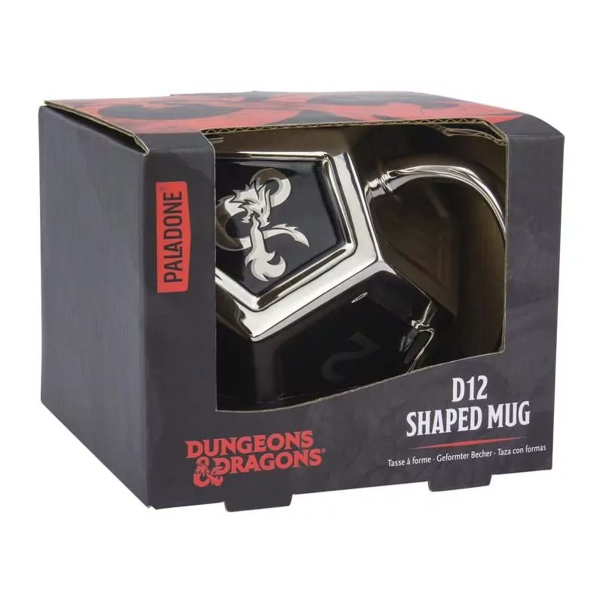 Tasse D12 Donjons & Dragons
