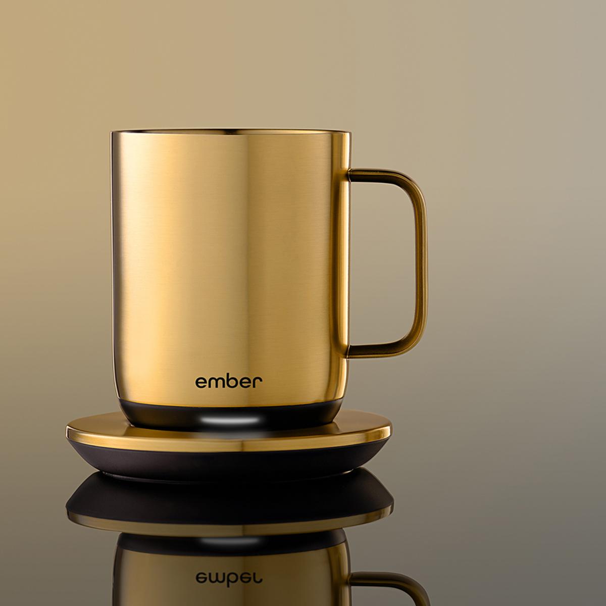 Tasse à température contrôlée Ember 2 en métal