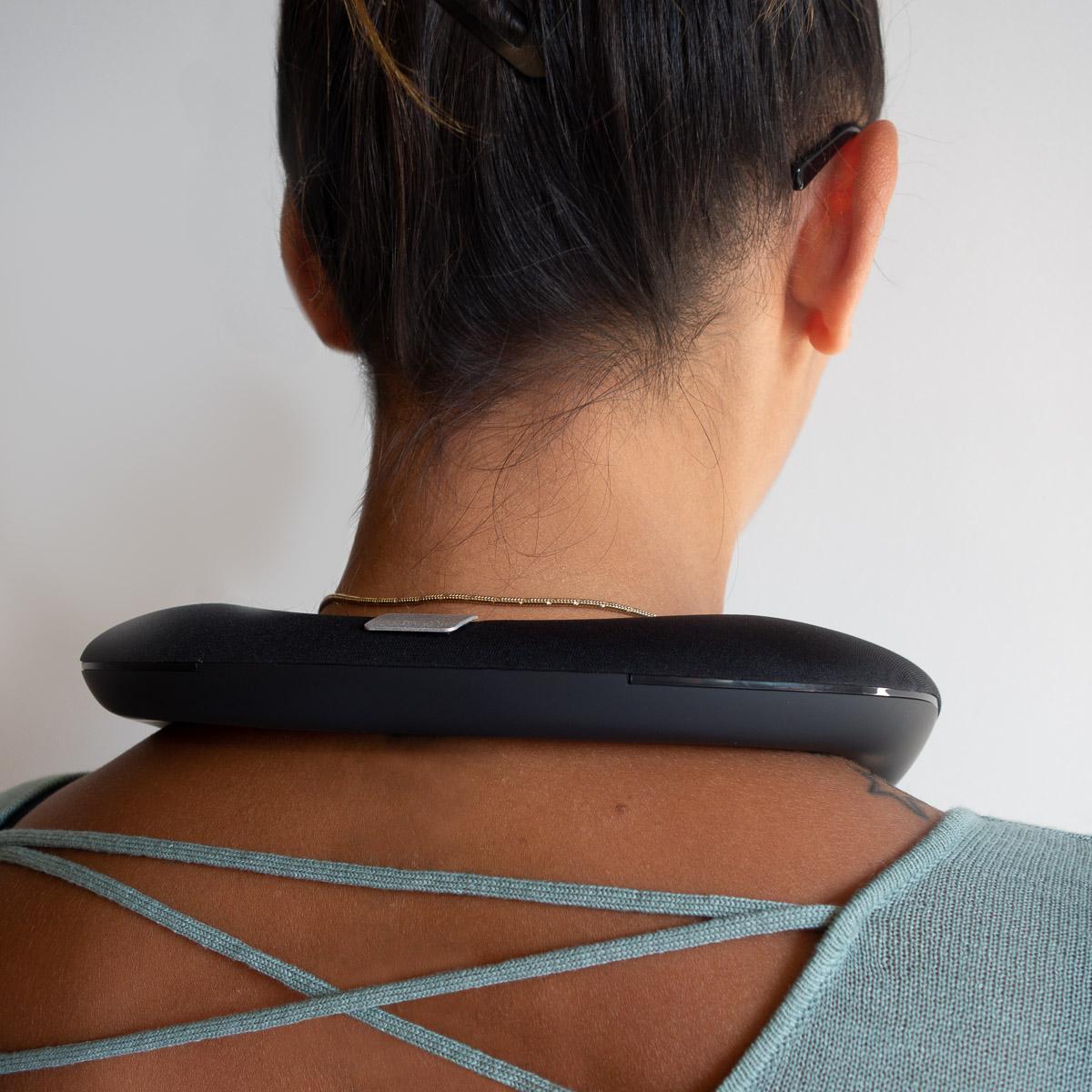 Enceinte Portable Audiowave pour le Cou