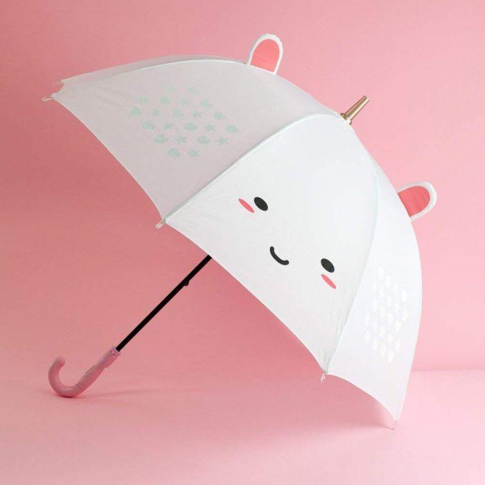 Parapluie LED Hydro Réactif Élodie la Licorne
