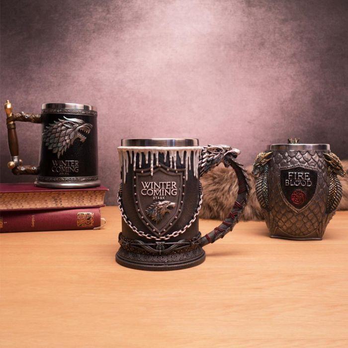 Chopes de bière Game Of Thrones