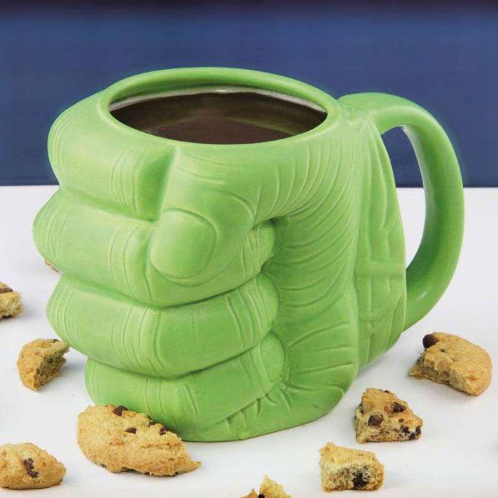 Tasse Hulk Poing Serré
