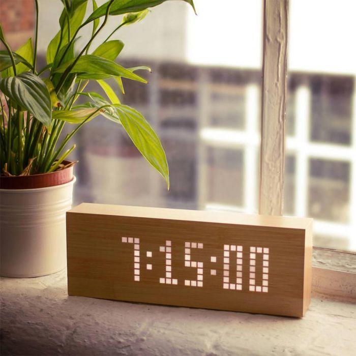 Réveils à messages Click Message Clocks - Originale