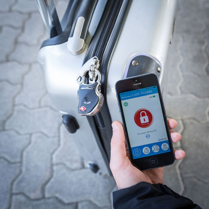 Smart Lock bagages Bluetooth