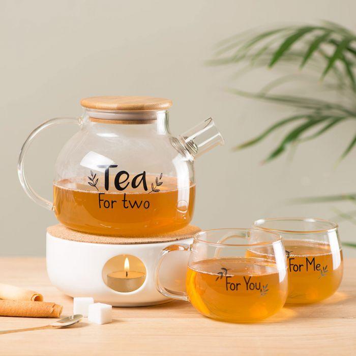 Ensemble à thé pour deux