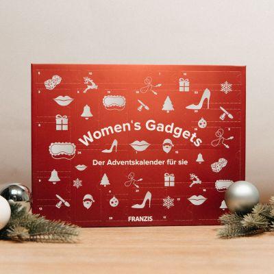 Calendrier de l'Avent gadgets pour femme