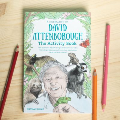 Livre David Attenborough