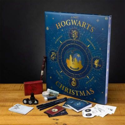 Calendrier de l'Avent 2020 Harry Potter