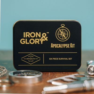 Kit de survie Iron & Glory