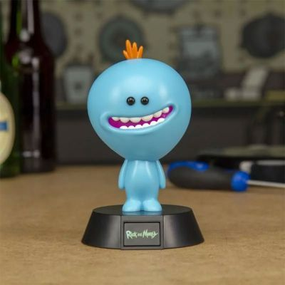 Lampe Mr. Meeseeks Rick & Morty