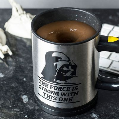 Tasse Star Wars auto-mélangeuse
