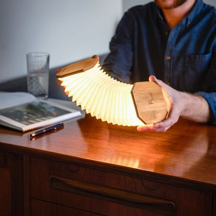 Lampe Accordéon Gingko