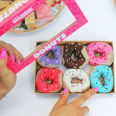 Chaussettes Donuts