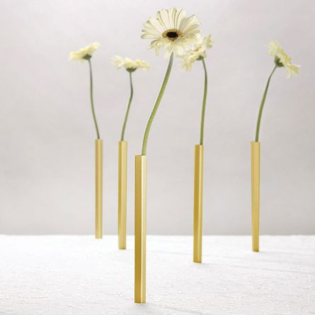 Lot de 5 vases magnétiques