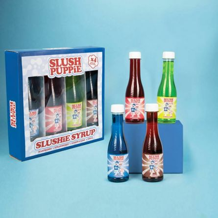 Coffret de Sirops Slush Puppie