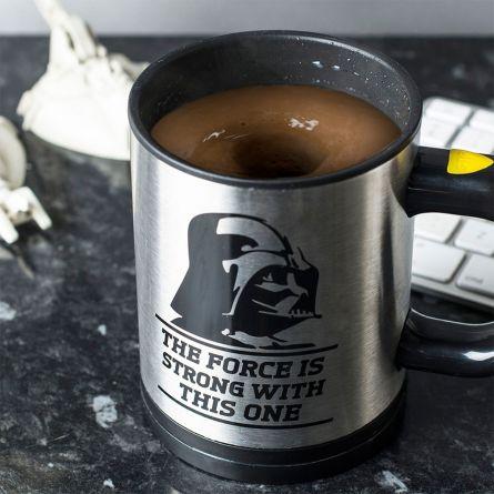 Tasse Star Wars auto-mélangeuse