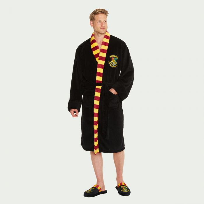 Peignoir Harry Potter Poudlard