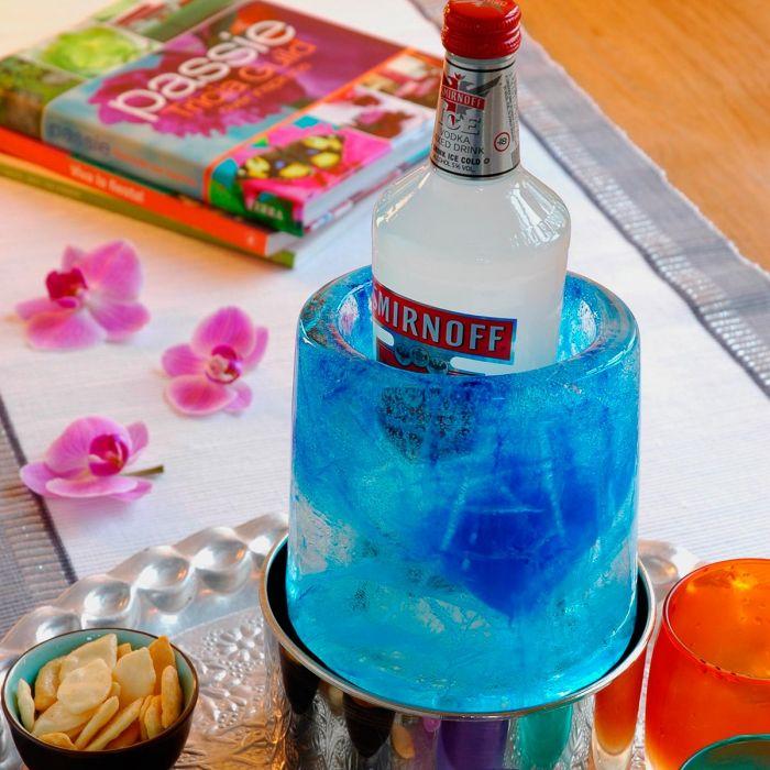 Ice Cooler - Refraichisseur de Bouteilles Creatif