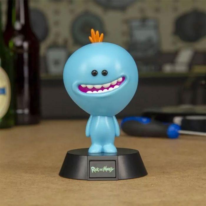 Lampe Mr. Meeseeks Rick & Morty