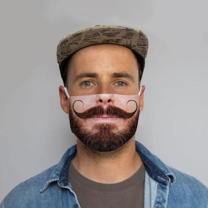 Masque Moustache