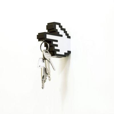 Witzige Geschenke - Porte-clés Magnétique 8 Bits