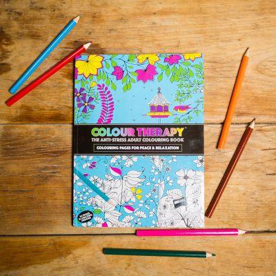 Cadeaux de Noël pour maman - Art thérapie – Coloriages Anti-stress