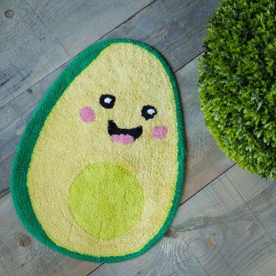 Cadeau 20 ans - Tapis de bain Happy Avocat